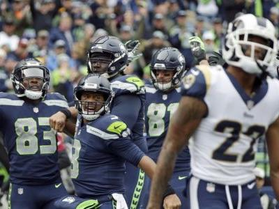 Seahawks duel Los Angeles Rams in shootout but fall short, losing 33-31