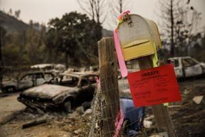 Verizon throttled Santa Clara County firefighters' data as they fought Mendocino fire, chief says