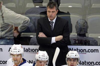 Golden Knights might have interest in ex-Islanders coach Jack Capuano