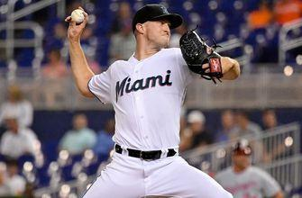 Marlins can't get offense rolling against Max Scherzer in 6-1 loss to Nationals