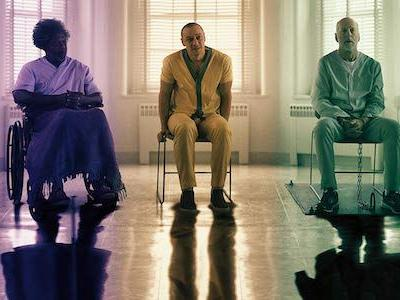 Glass' Poor Reviews Made M. Night Shyamalan Cry