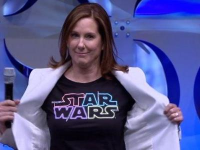 Kathleen Kennedy Renews Lucasfilm Contract Through 2021