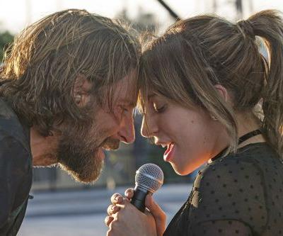 Lady Gaga and Bradley Cooper crashed real concerts for 'A Star Is Born' scenes