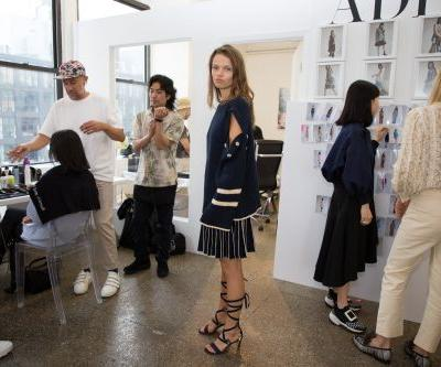 Here's what it takes to plan a New York Fashion Week show in 5 days, from creating the runway soundtrack to casting models and testing hairstyles