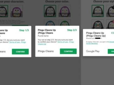 Scamware Using Google Popup Found In Play Store