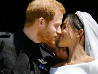 Royal Wedding: Prince Harry and Meghan Markle are man and wife