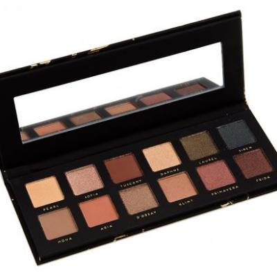 Bad Habit Artistry Eyeshadow Palette Review & Swatches