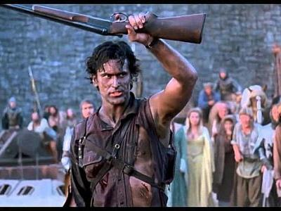 Bruce Campbell to Reprise Role of Ash Williams in New Evil Dead Game