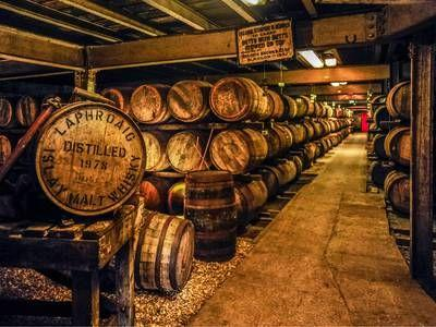 Did scientists just find the ancient whiskey distillery from the legends?
