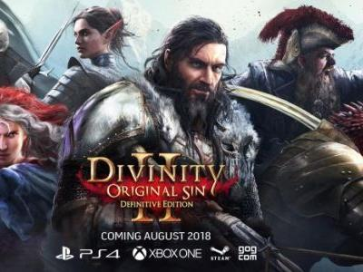 Divinity: Original Sin 2 - Definitive Edition Coming to PC Owners For Free