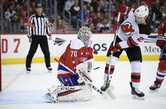 Holtby says he won't go with Capitals to White House