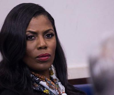 Omarosa shares tape of Trump's reaction to her being fired
