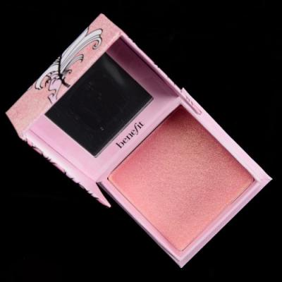 Benefit Tickle Box o' Powder Highlighter Review & Swatches