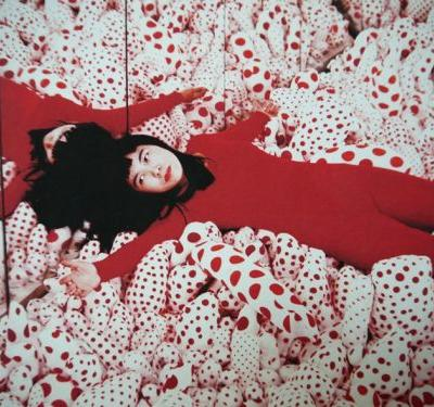 Five quotes on mental health from Yayoi Kusama
