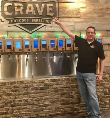 Crave Hot Dogs and BBQ Opens Location in Dawsonville, GA
