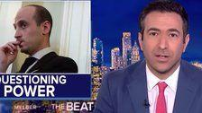Ari Melber Shows How Stephen Miller Flunked A Basic U.S. Citizenship Question