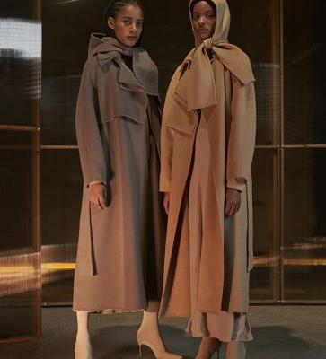 Moon Choi Fall/Winter 2019 Presentation