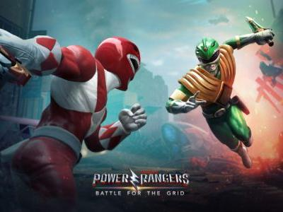 Power Rangers: Battle For Grid Will Have Cross-Play For PC, Xbox One, and Switch-But Not PS4