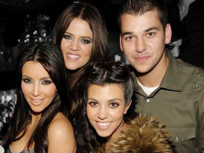 Rob Kardashian Celebrated His 30th Birthday With A Private Family Gathering