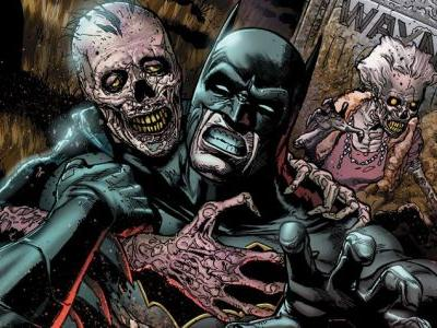 Exclusive: DC Comics Talent Reveal Their Favorite Halloween Horrors