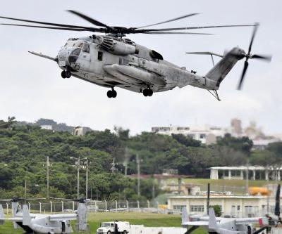 Japanese boy injured after window falls off US Marine chopper