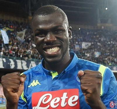 Man Utd-linked Koulibaly 'pleased' with transfer interest