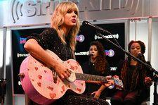 Taylor Swift Reveals Which 'Lover' Song She May Never Play Live During SiriusXM Town Hall