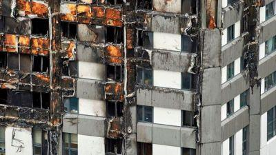 Some U.S. States Relax Restrictions On Cladding Suspected In Grenfell Tower Fire
