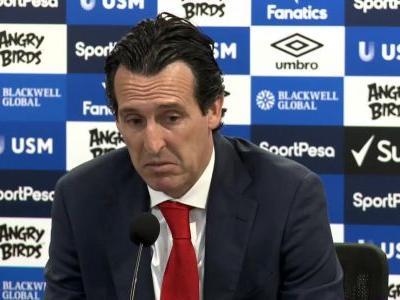Top four finish will be difficult for Arsenal - Emery