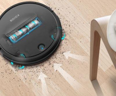 This $250 self-charging robot vacuum is down to $140 on Amazon