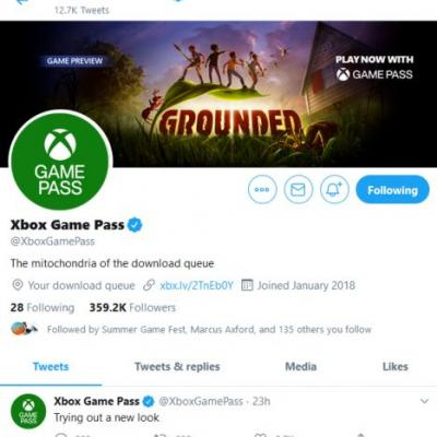 Microsoft Updates Xbox Game Pass Branding by Removing the Word 'Xbox'