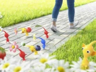 Pikmin App Has Now Been Tested By Players In Singapore