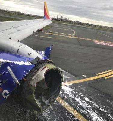 Coroner details how woman died as plane was forced into emergency landing