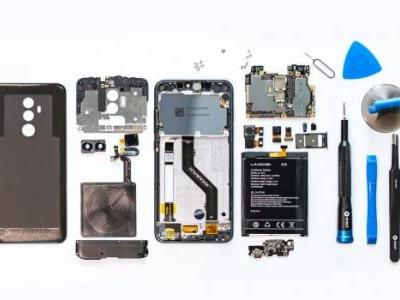 UMIDIGI Z2/Z2 Pro: Teardown Video & Photos