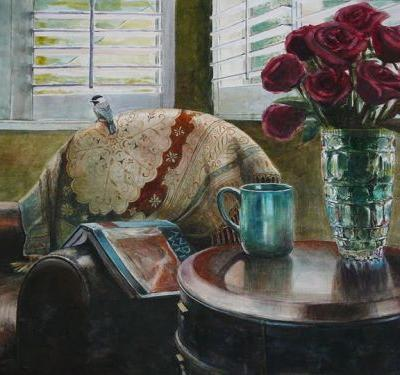 Watercolor: Afternoon with Wyeth - and a New Documentary on Andrew Wyeth
