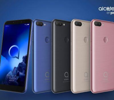 Alcatel Brings New Low-End & Mid-Range Phones To Barcelona - MWC 2019