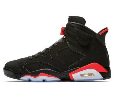 "Find Your Pair of the Air Jordan 6 ""Black/Infrared"" Before 2019 NBA All-Star Weekend"