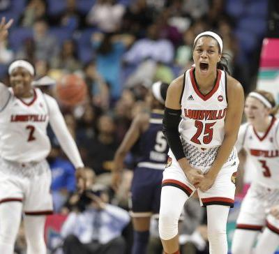 Louisville earns No. 1 seed in women's NCAA tournament