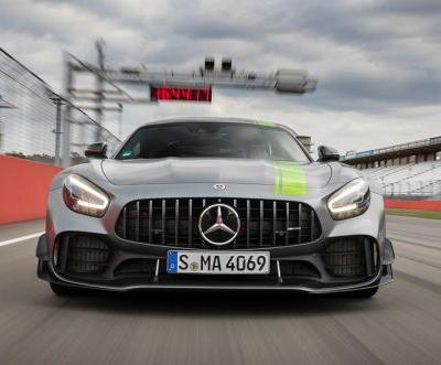 Mercedes-AMG GT Black Series Will Be Fastest Accelerating AMG So Far