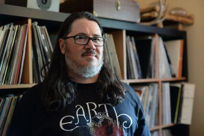 Chris Widman is Equal Parts DJ and Electronic Music Encyclopedia