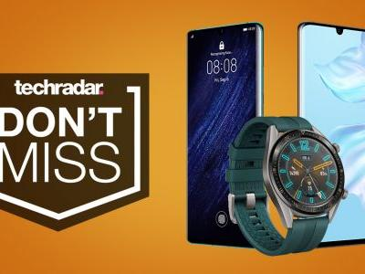 There is just two days left to grab a free smartwatch with Huawei P30 Pro deals