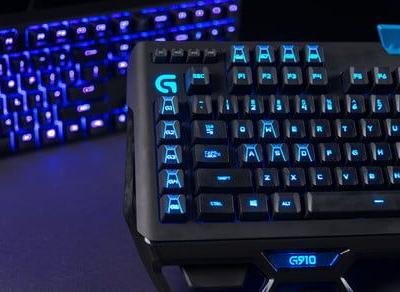 This Logitech G910 mechanical gaming keyboard gets an $80 price cut on NewEgg