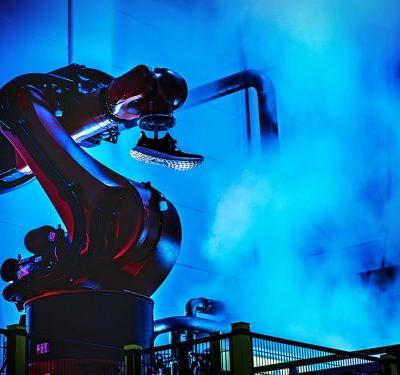 Adidas just opened up a factory run by robots - and it will dramatically change how shoes are sold