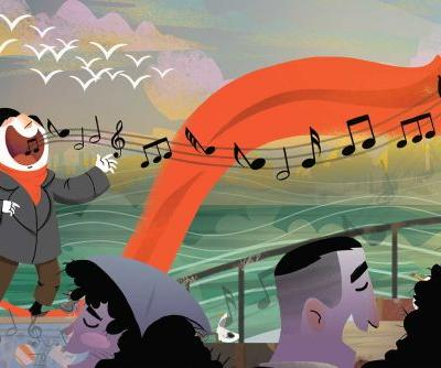 Three Picture Books Celebrate Composer Irving Berlin