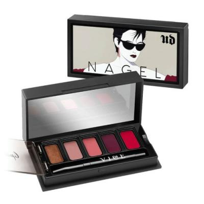 Urban Decay x Nagel Vice Lipstick Palettes for Holiday 2017