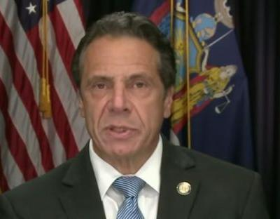 Trump Accuses Andrew Cuomo of Having 'Meltdown' After NY Gov Says America 'Was Never That Great'
