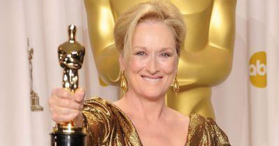 Meryl Streep Has the Best Reaction to Her Oscar Nomination: A GIF of Her Dancing