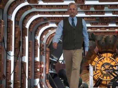 'Ant-Man and the Wasp' Interview: Michael Douglas May Have Said Too Much
