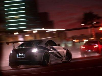 Need for Speed: Heat possibly leaks, takes you back to 1980