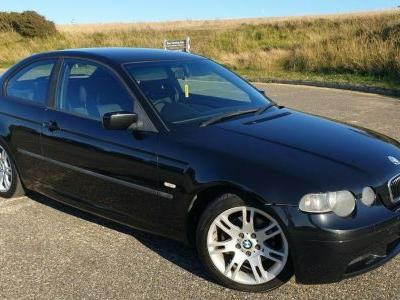 This E46 BMW 325ti Compact Is A Budget M2 Alternative